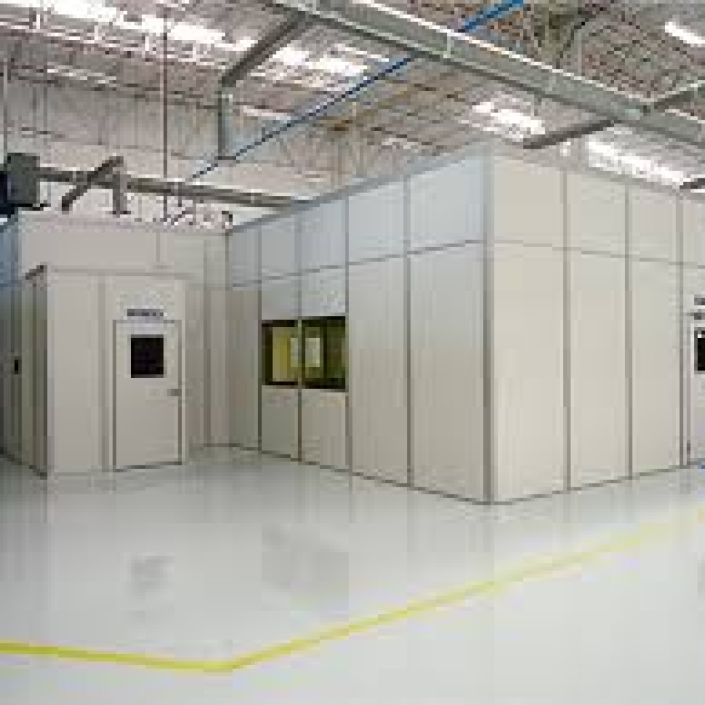 Cleanroom Construction Modular Cleanroom Design And