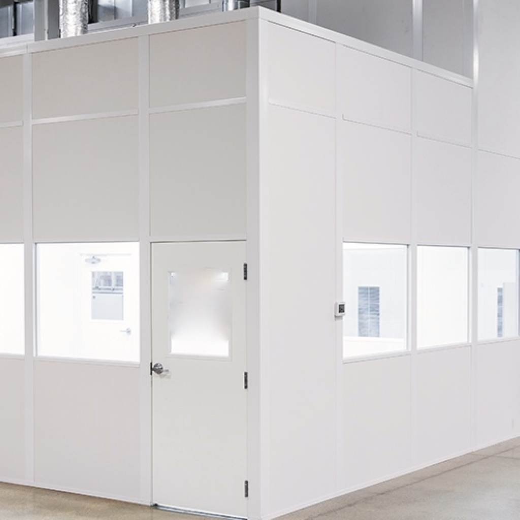 Modular Cleanrooms, Cleanroom Construction