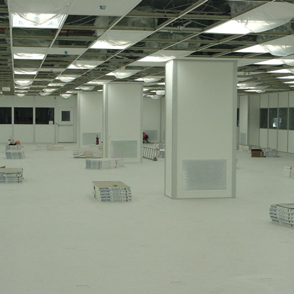 Clean Room: Class One Cleanrooms -Prefabricated Clean Room Quality
